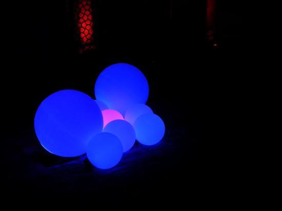 Jeux de lumières