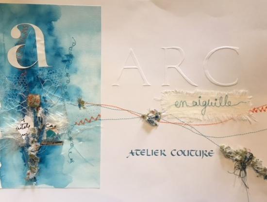 ARC en AIGUILLE Couture