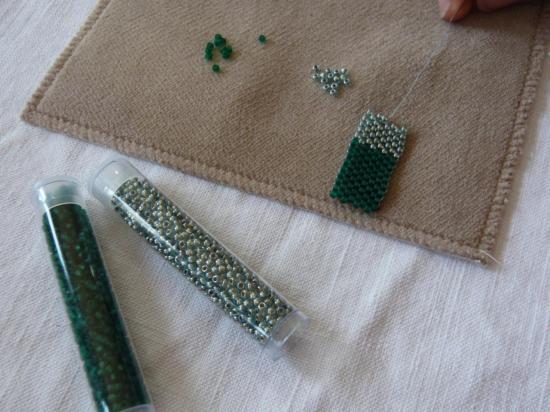 ATELIER PEYOTE (broderie perles japonaises)