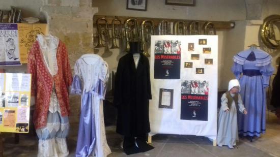 Costumes de scène